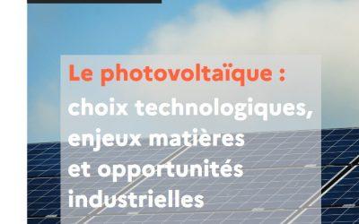 Une économie circulaire au sein de la filière photovoltaïque est essentielle pour la transition écologique du gouvernement